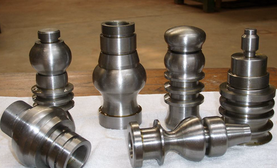 cnc turned parts introduce